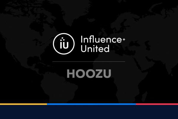 influence+united Hoozu globe