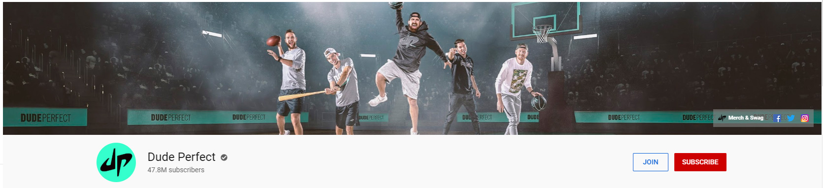 dude perfect youtube