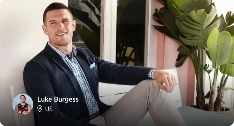 Luke Burgess Shake Profile