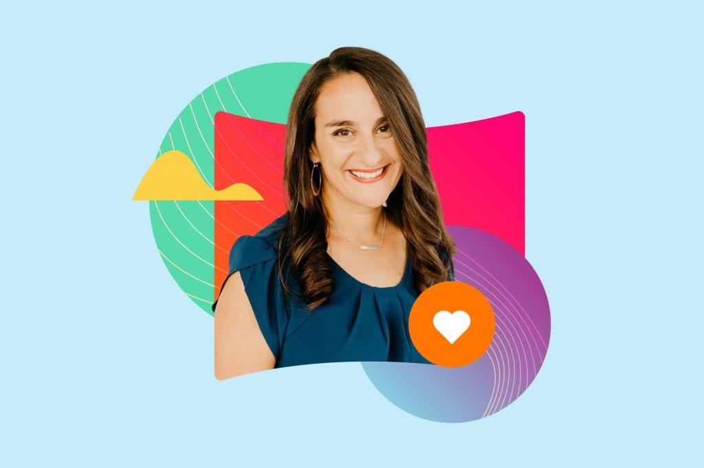 lisa longley circle izea heart influencer dash