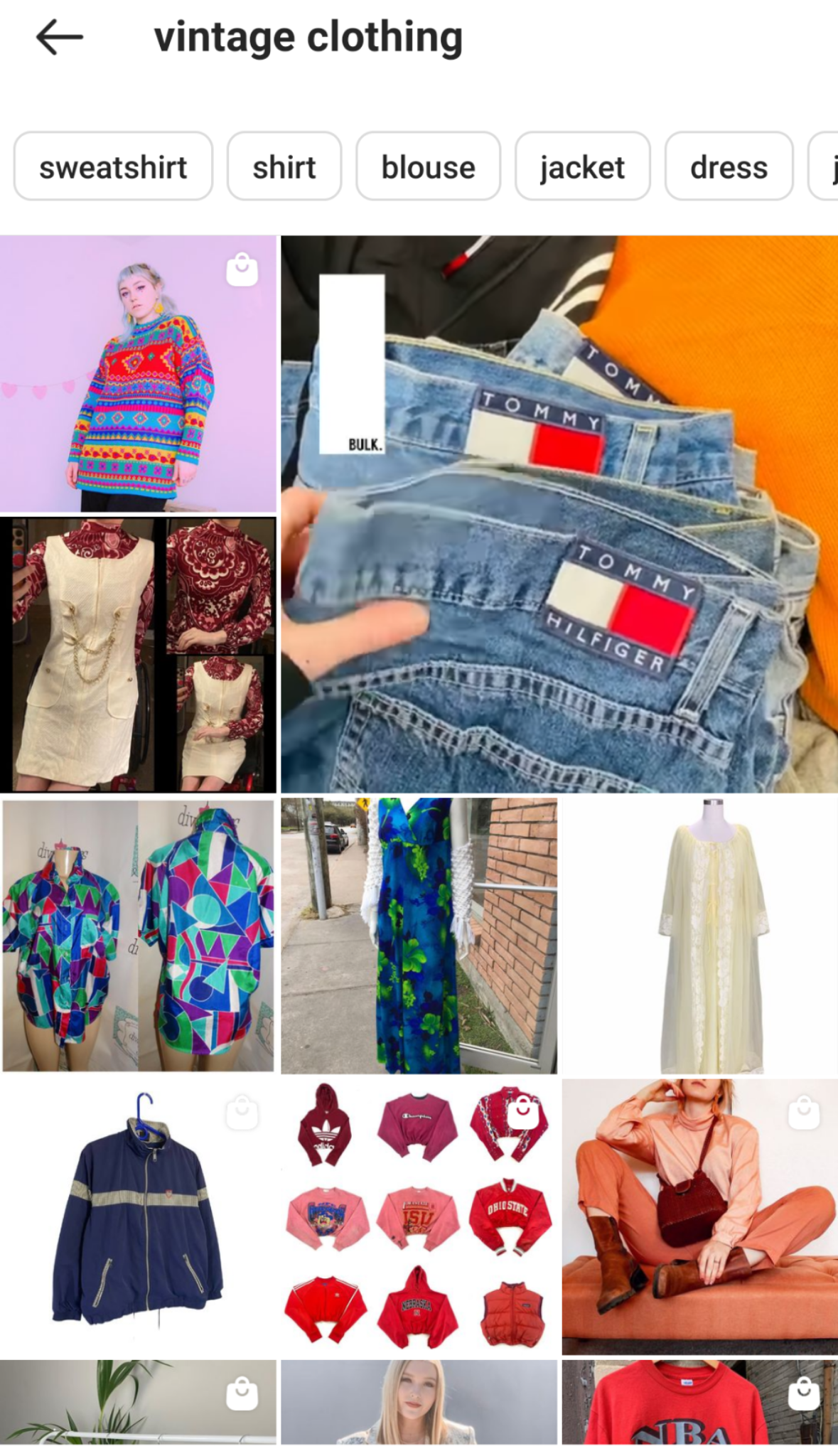 Make your Instagram a visual search engine