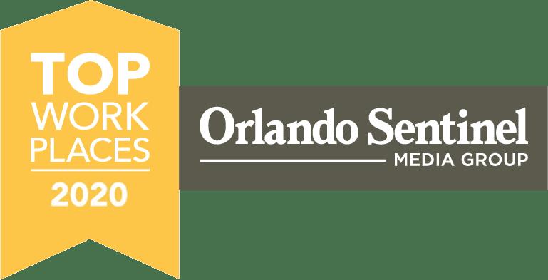2020 Orlando Sentinel Top Work Places
