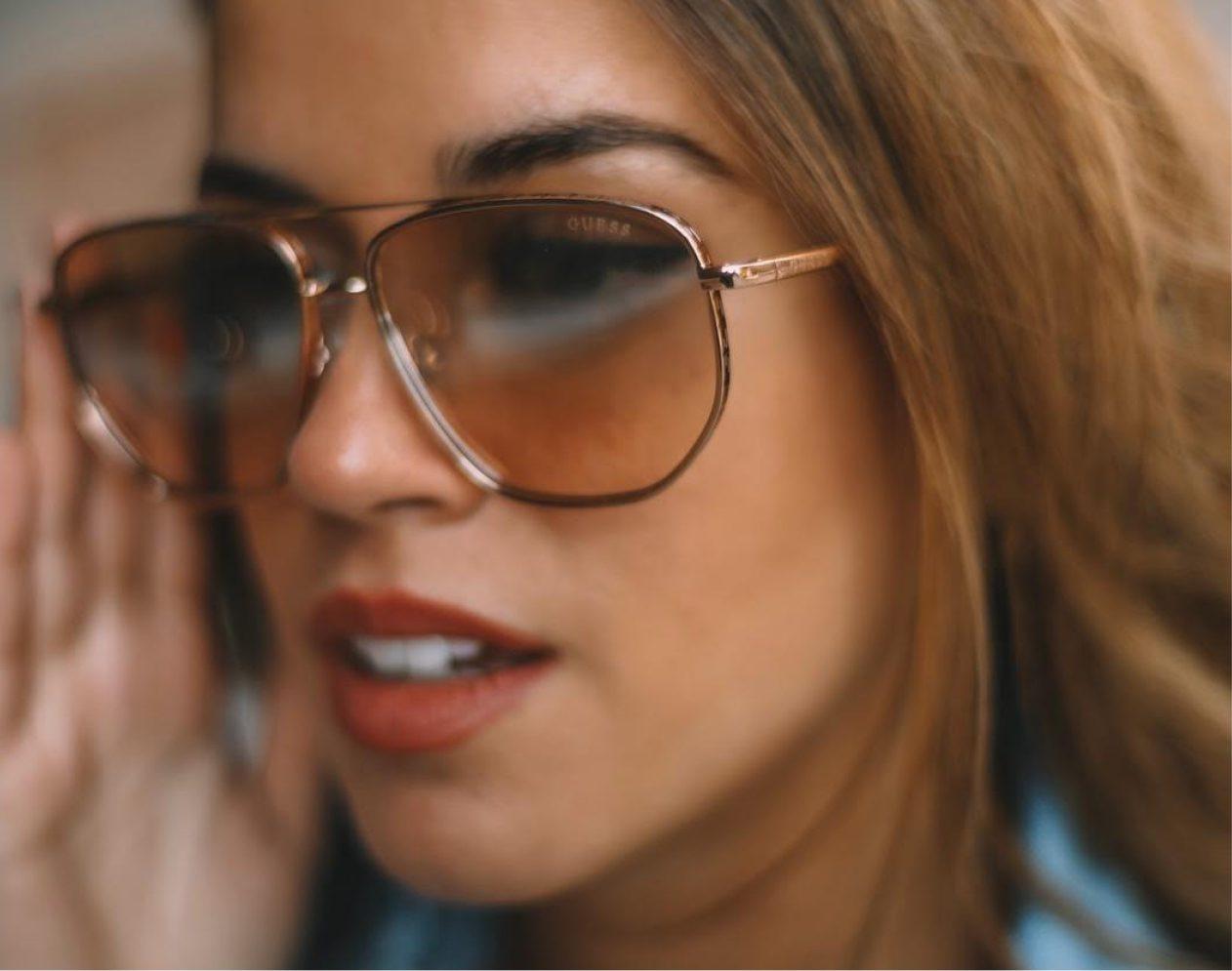 maria GUESS eyewear woman glasses