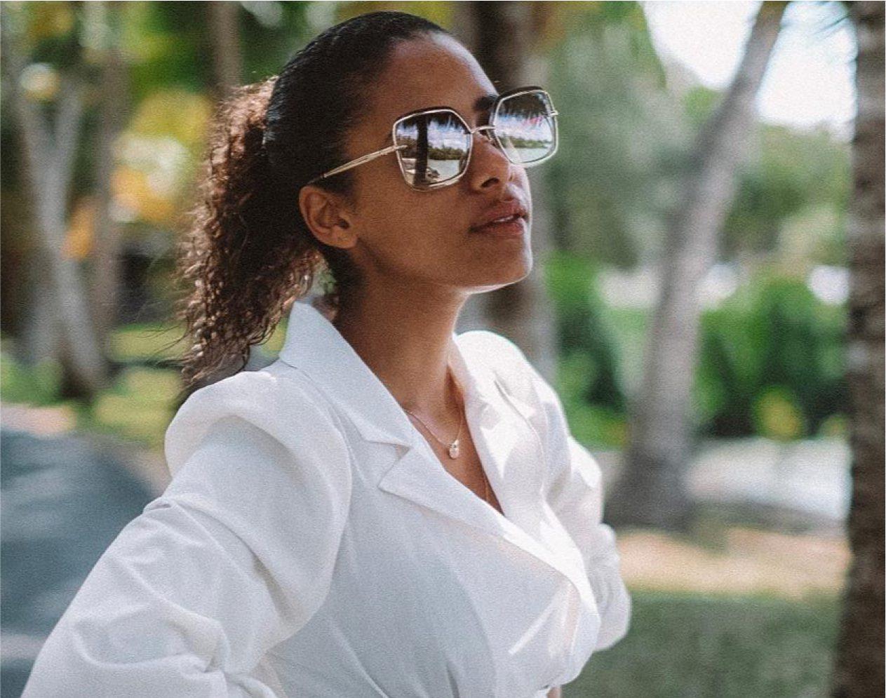 nadya GUESS eyewear woman glasses