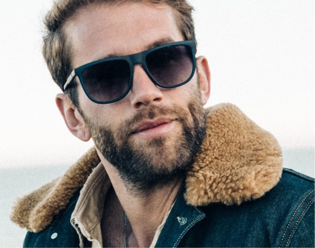 andre guess sunglasses influencer